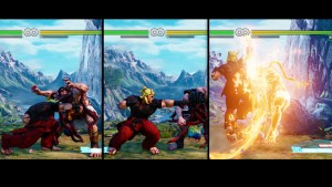 Cr. MP lets you confirm into cr.LP or cr.LK, which you can special-cancel into Shoryuken.