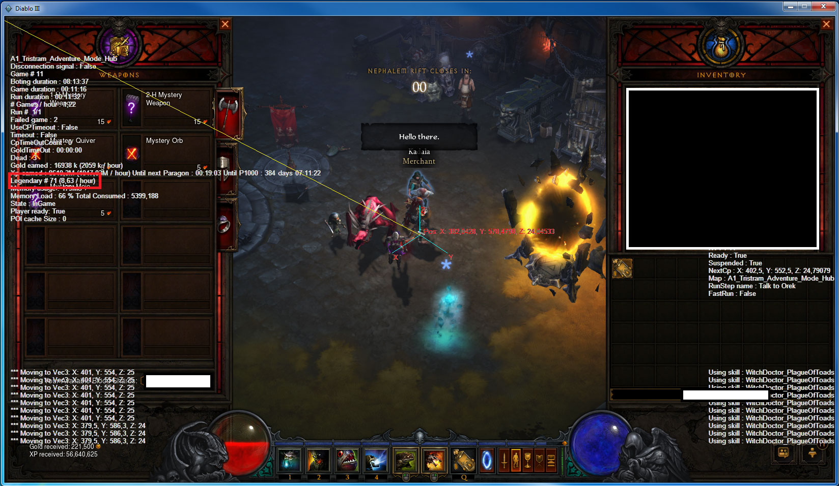 Thoughts On Diablo Botting Trading And Competitive Viability